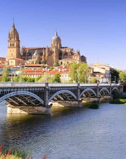 Salamanca, tradition and richness World Heritage city  Enjoy the 13th ...
